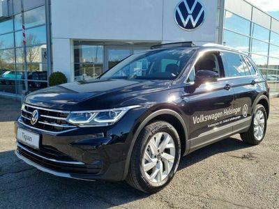 brugt VW Tiguan 1,4 eHybrid Elegance DSG