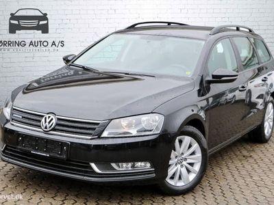 brugt VW Passat Variant 1,6 TDI BlueMotion 105HK Stc 6g