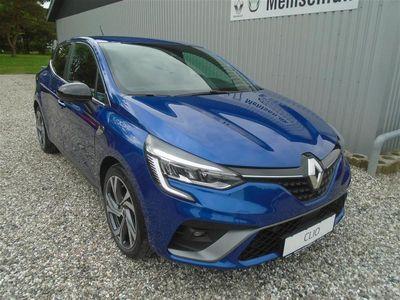 brugt Renault Clio 1,0 TCE RS-Line 100HK 5d