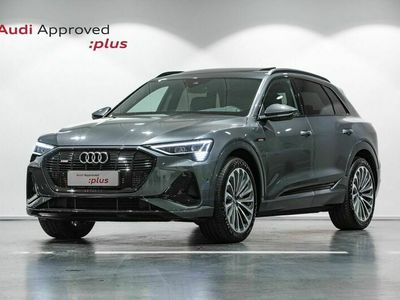 brugt Audi E-Tron - 50 S-line quattro