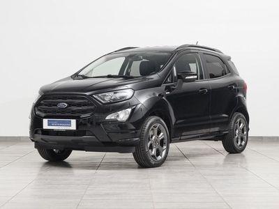 gebraucht Ford Ecosport 1,0 EcoBoost ST-Line Black Start/Stop 140HK 5d