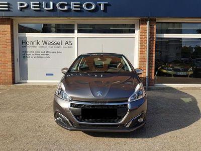 brugt Peugeot 208 1,2 PureTech Selection Sky 82HK 5d A+