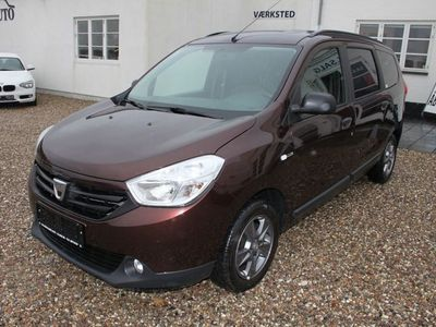 brugt Dacia Lodgy 1,6 Sce 100 Limited Edition 7prs