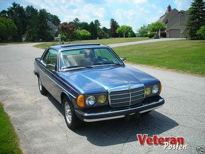 usata Mercedes 300 CD Turbo Diesel Coupe