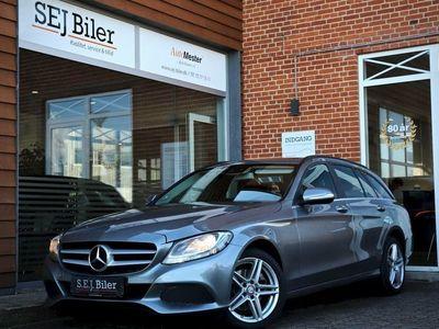 käytetty Mercedes C220 2,1 BlueTEC Business stc. 170HK st.car