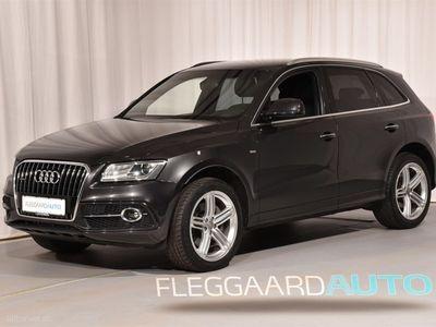 brugt Audi Q5 3,0 TDI Quat S Tron 258HK 5d 7g Aut.