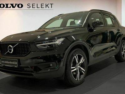 brugt Volvo XC40 2,0 D3 R-design 150HK 5d 8g Aut.