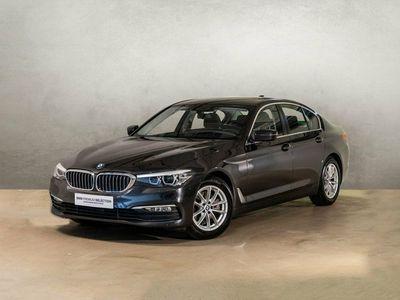 brugt BMW 520 d 2,0 aut. ED