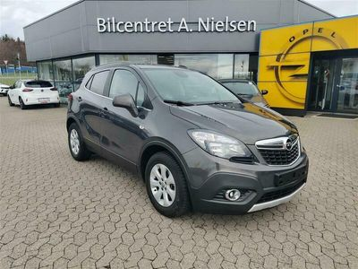 brugt Opel Mokka 1,4 Turbo Cosmo 140HK 5d 6g