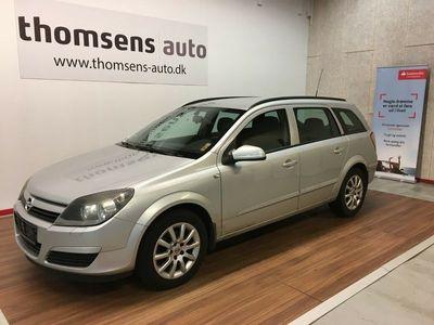 brugt Opel Astra 6 16V Essentia Wagon