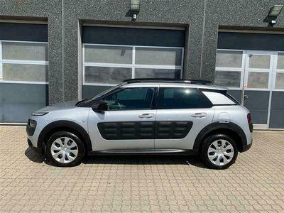 brugt Citroën C4 Cactus 1,2 PureTech Feel ETG start/stop 82HK 5d Aut.