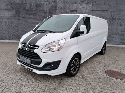 brugt Ford Custom Transit290 L1H1 2,0 TDCi Sport 170HK Van 6g