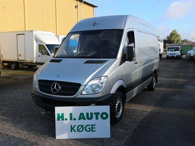 brugt Mercedes Sprinter 316 2,2 CDi R2 Kassevogn