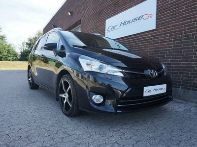 begagnad Toyota Verso 2,0 D-4D T2 Touch 7prs