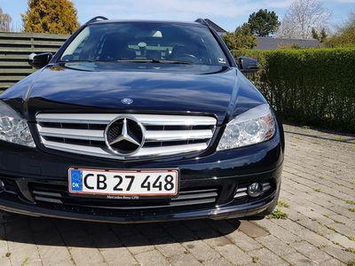 brugt Mercedes C180 CGI BE AUT.
