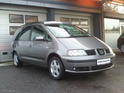 begagnad Seat Alhambra 1,9 TDI PD Reference 130HK 6g