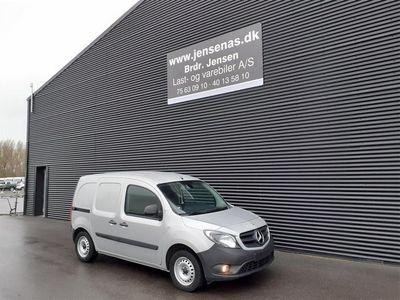 brugt Mercedes Citan 109 KASSEVOGN K 1,5 CDI 90HK Van 2018