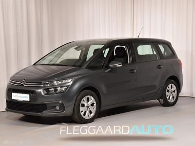 brugt Citroën Grand C4 Picasso 1,6 Blue HDi Seduction Fleet EAT6 start/stop 120HK