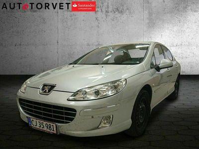 brugt Peugeot 407 2,0 HDi 140 Premium