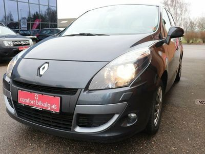used Renault Scénic III 1,6 16V Expression