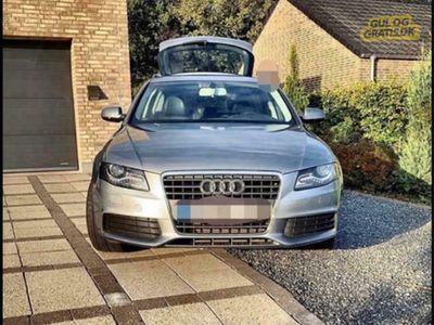 brugt Audi A4 2,0 TDI automatgear