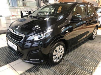 gebraucht Peugeot 108 1,0 e-Vti More 69HK 5d