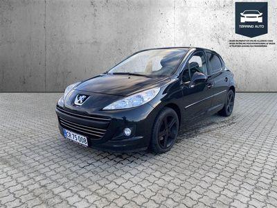 brugt Peugeot 207 1,6 HDI Sportium 92HK 5d - Personbil - Sort
