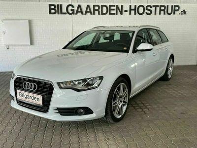 brugt Audi A6 3,0 TDi 204 Avant