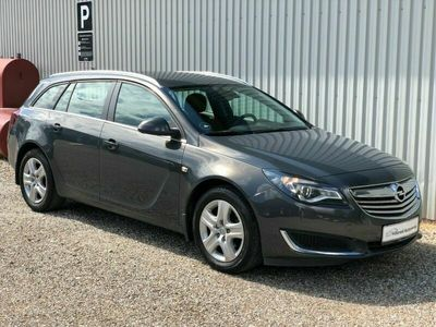 brugt Opel Insignia 1,4 T 140 Edition Sports Tourer eco