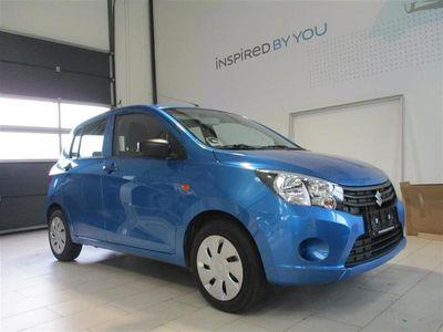 brugt Suzuki Celerio 1,0 12V Comfort 68HK 5d