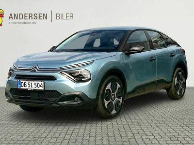 brugt Citroën C4 1,2 PureTech Feel 100HK 5d 6g