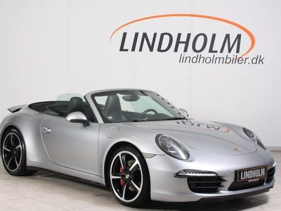 used Porsche 911 Carrera 4S Cabriolet 3,8 PDK