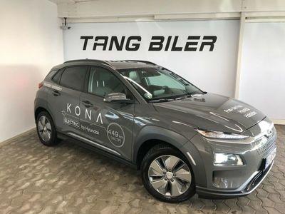 brugt Hyundai Kona EV Premium 204hk
