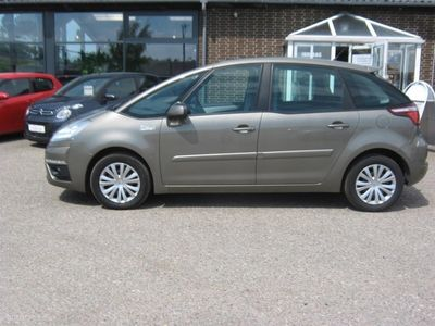 brugt Citroën C4 Picasso 2,0 HDI Seduction 150HK 6g