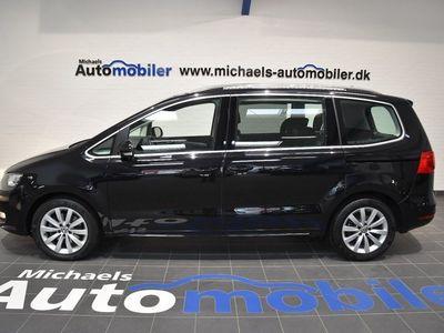 brugt VW Sharan 2,0 TDi 177 Highline DSG BMT