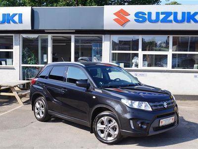 brugt Suzuki Vitara 1,6 DDIS Active 120HK 5d