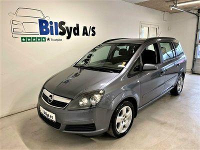 brugt Opel Zafira 1,8 16V 140 Enjoy 7prs