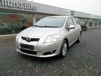 brugt Toyota Auris 2,0 D-4D Luna