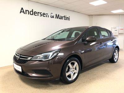 brugt Opel Astra 4 Turbo Enjoy 125HK 5d 6g