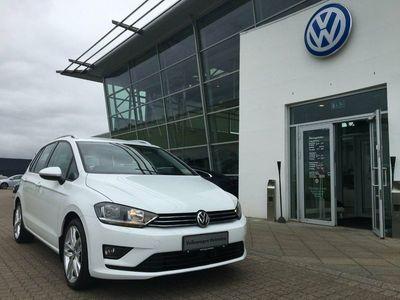gebraucht VW Golf Sportsvan 1,6 TDi 110 Comfortline DSG BMT