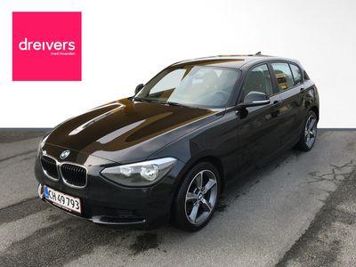 brugt BMW 120 120d d, 5-dørs hatchback, 183 hk.