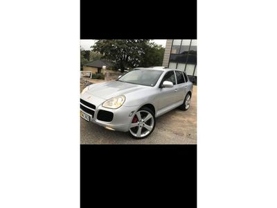 used Porsche Cayenne Turbo 4,5