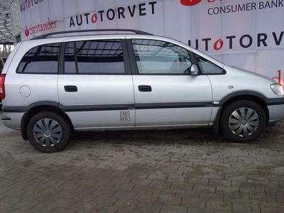 brugt Opel Zafira Flexivan 1,8 125HK Van