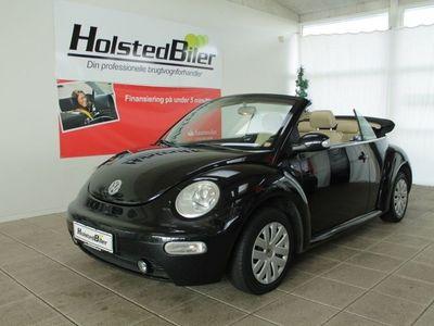 brugt VW Beetle New1,8 T Highline Cabriolet