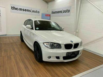 brugt BMW 118 d 2,0 M-Sport