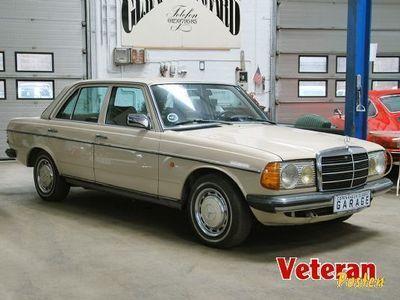 used Mercedes 200 (W123) Aut.