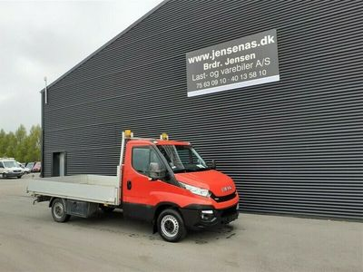 brugt Iveco Daily 35S17 LADVOGN 3,0 D 170HK Ladv./Chas. 2015