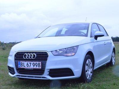 gebraucht Audi A1 Sportback 1,6 TDI Attraction 90HK 5d