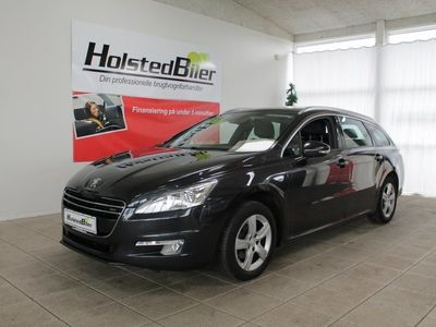 second-hand Peugeot 508 1,6 e-HDi 112 Active SW ESG