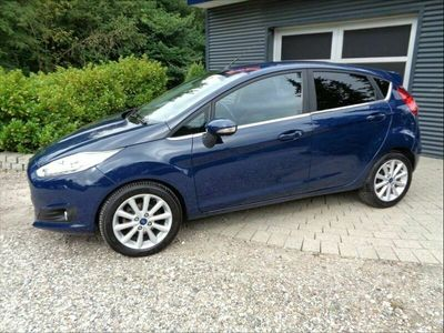 brugt Ford Fiesta SCTi 140 Titanium